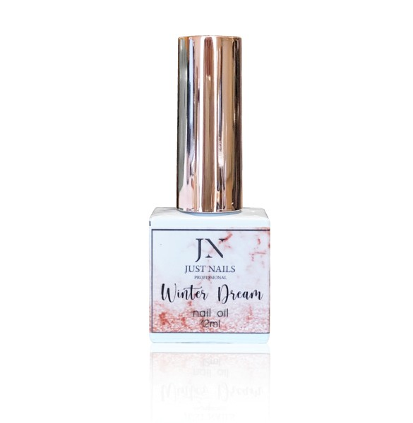 JUSTNAILS Premium Nagelöl - WINTER DREAM 12ml