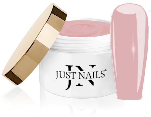 JUSTNAILS Cover Build - Fibre Natural