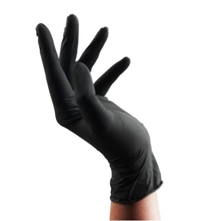 Premium Nitril Handschuhe - 100 Stück