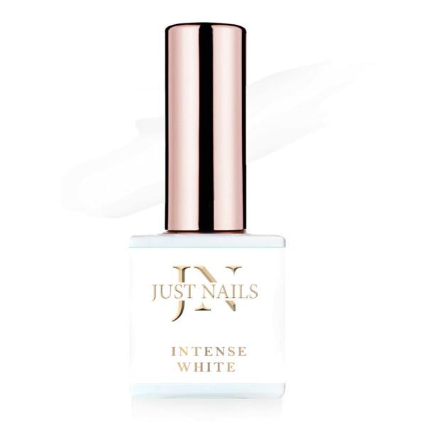 JUSTNAILS Flexi Colour - Intense White - Polish Shellac Soak-off Gel 10ml