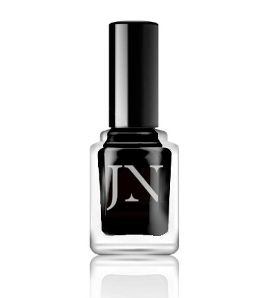 JUSTNAILS Stamping Varnish - Black