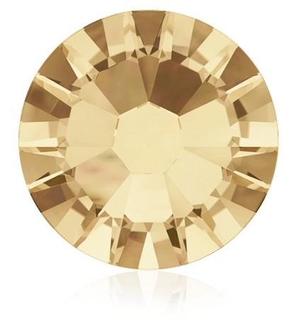 Swarovski® Golden Shadow 50 pieces