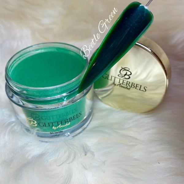 GLITTERBELS BEETLE GREEN