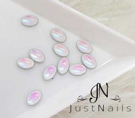 Opal Oval Shape