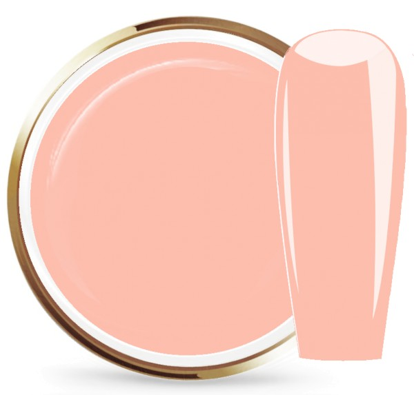 JUSTNAILS Farbgel Peaches n' Cream