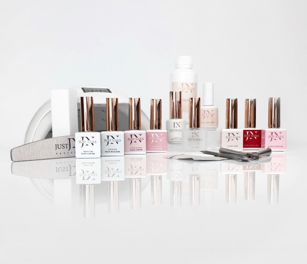 JUSTNAILS Premium Shellac Soak-off Gel Polish Set