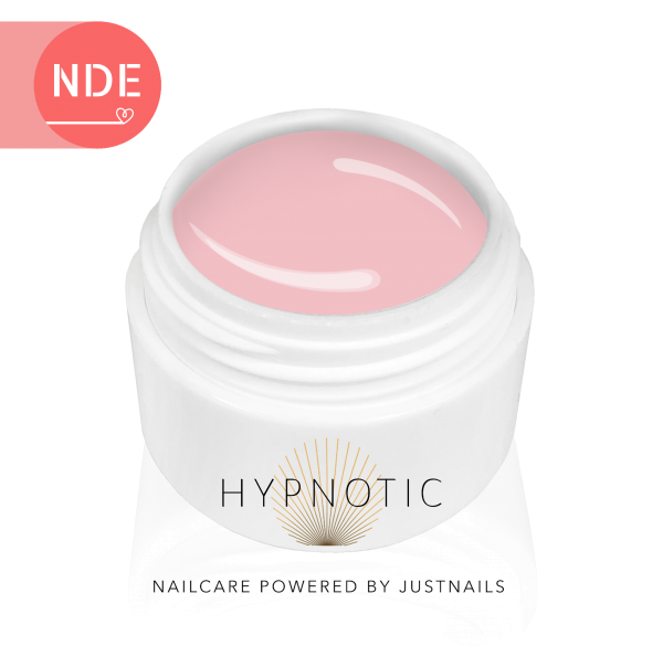 NDE Premium 1 Phasen Gel rosa clear - middle to thick viscosity Hypnotic - Annabel