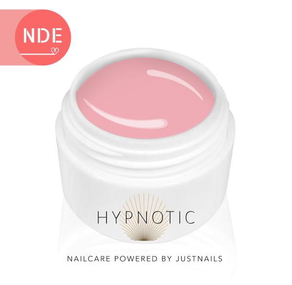 NDE Builder Aufbaugel pink klar - dickviskos HYPNOTIC - Hailey