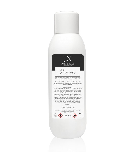 Premium Nailpolish Remover 570ml