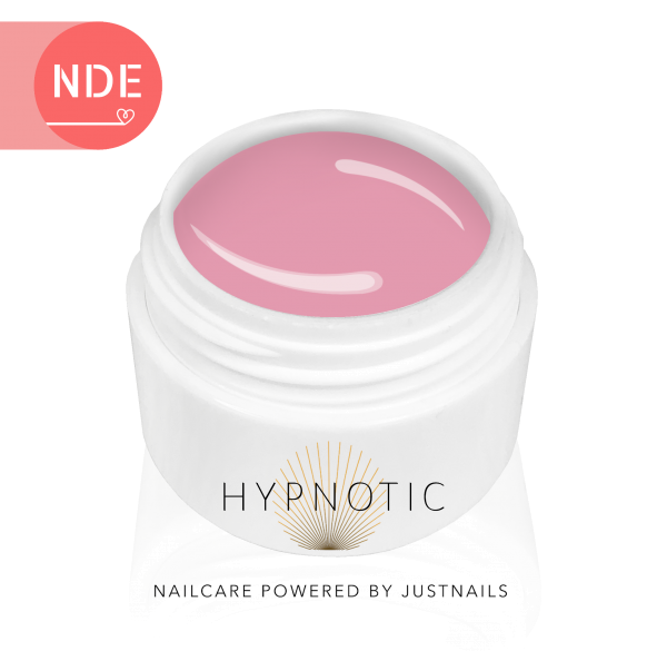 NDE Builder pink milky - middle to thick viscosity Hypnotic - Hazel