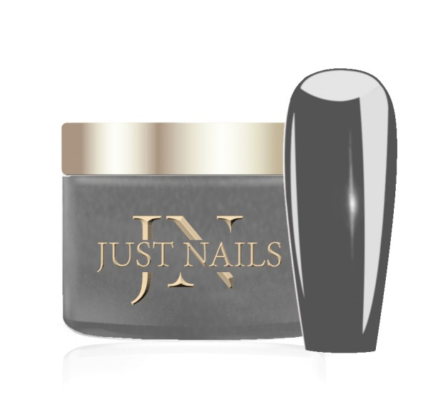 JUSTNAILS Premium Acryl Pulver - TWINKLE GREY 12g