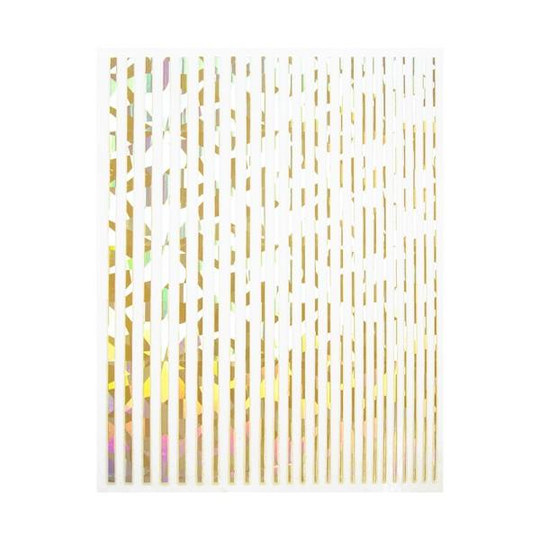 Flexible Stripes Set holo gold