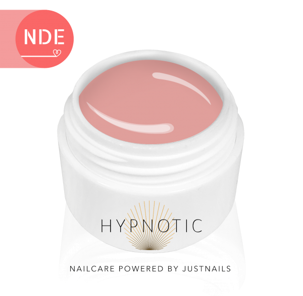 NDE Builder apricot milky - middle to thick viscosity Hypnotic - Grace