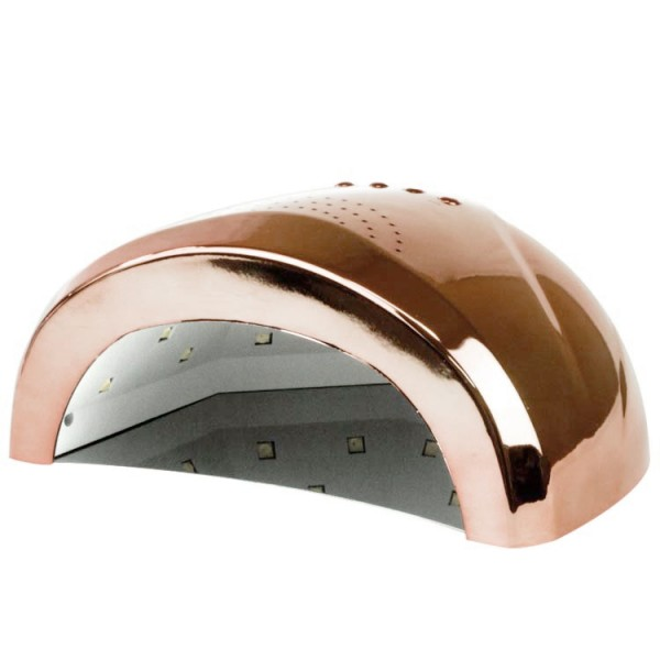 JUSTNAILS Deluxe UV / LED Lampe 6 GOLD