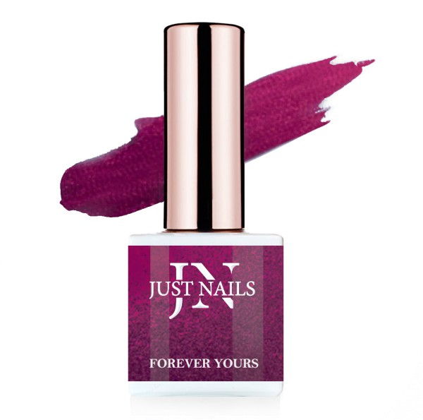 JUSTNAILS Flexi Colour - Forever Yours - Polish Shellac Soak-off Gel 12ml